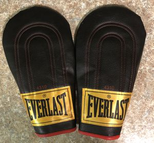 Everlast 4310 Everhide Speed Bag Gloves for Sale in Appleton, WI