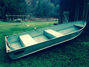 Sears Gamefisher 12' Aluminum Fishing boat for Sale in Maple Valley, WA