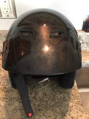 Fulmer AF-255 Black Open Face DOT Helmet -Size Small for Sale in San Antonio, TX
