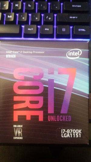 Intel i7-7700k LGA1151 for Sale in PT CHARLOTTE, FL