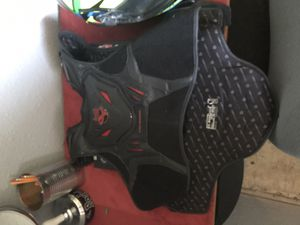 400mm-460mm motorcycle vest for Sale in Missouri City, TX