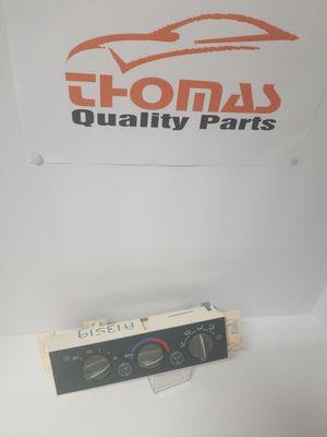 ✔1996-2000 Chevy Tahoe Silverado Sierra Yukon AC Heater Climate Control 16199266 for Sale in Fresno, CA