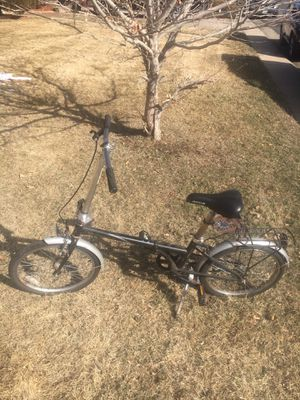 Dahon mariner boardwalk 4130 folding bike for Sale in Denver, CO