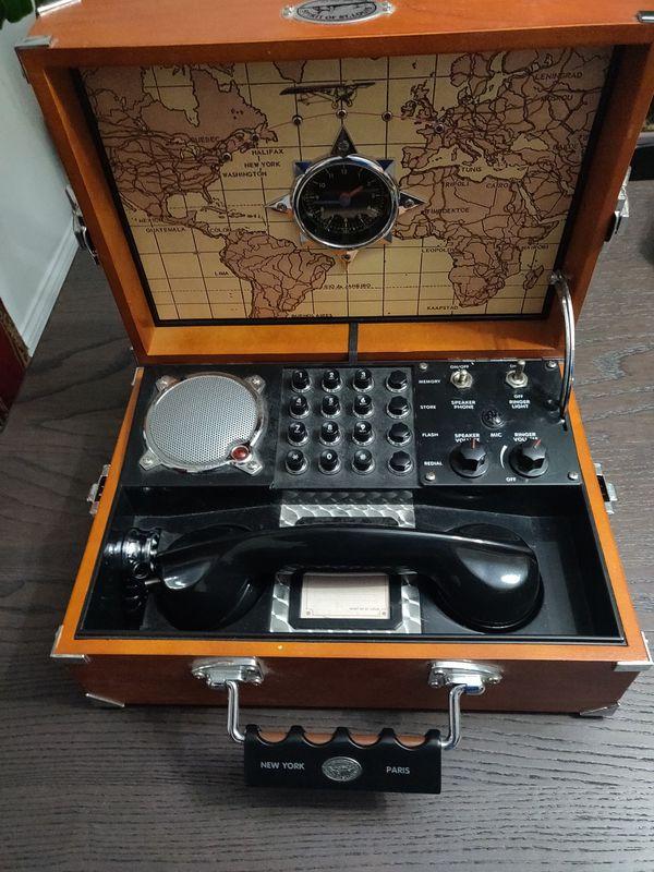 Spirit of St Louis Field Phone Vintage