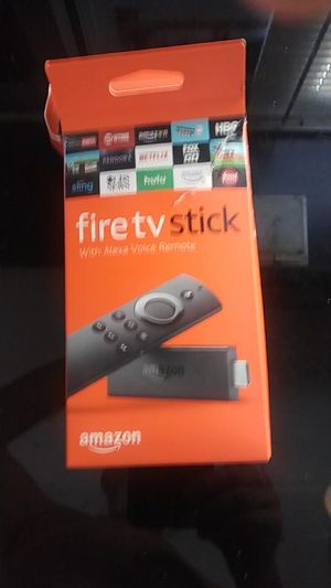 Fire tv stick for Sale in Zephyrhills, FL