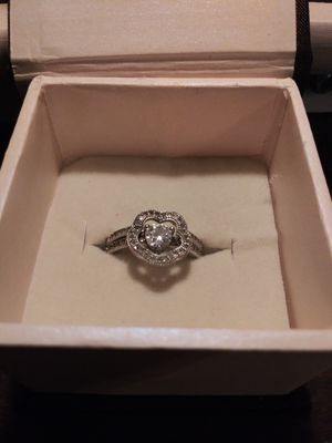 Sterling and Cz Size 6 for Sale in Benbrook, TX