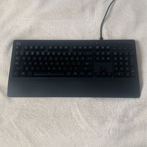 mouse and keyboard. mouse steel series rival 650 wireless. and the keyboard is a logitech G213 for Sale in New Milford, CT