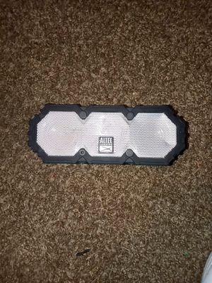 Altec this speaker is amazing it has great volume it is usually 200 dollars but since its Christmas I'm giving it away for 90 for Sale in Fresno, CA