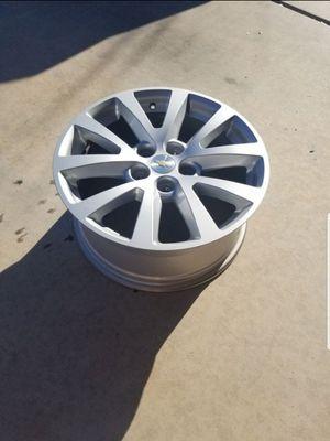 Chevy Malibu Factory Rims (18 inch) for Sale in El Mirage, AZ