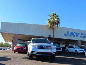 2011 Toyota Highlander for Sale in Tucson, AZ