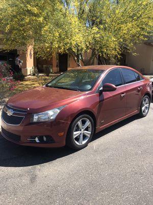 2012 Chevy Cruze for Sale in Maricopa, AZ