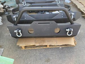 Jeep Wrangler Jk Jl Front Bumper for Sale in Jurupa Valley, CA