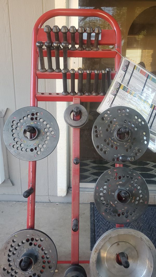John Bean Wheel balancer accessories