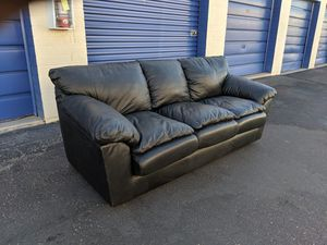 NEW Leather Sofa Delivery & Financing available for Sale in Tempe, AZ