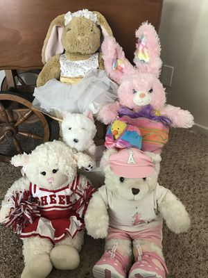 Build-A-Bear Bundle - over 100 items! for Sale in Claremont, CA
