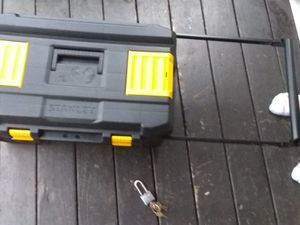 Stanley tool box for Sale in Eugene, OR