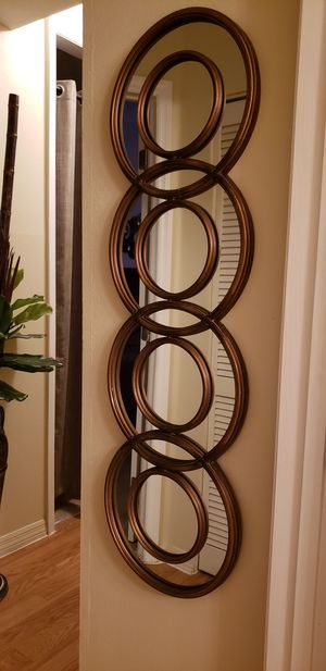 Circles Mirror for Sale in Tampa, FL
