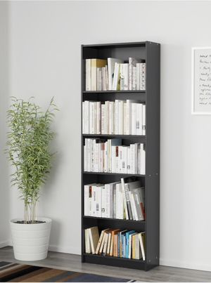 Bookshelf/Bookcase - Black for Sale in Alexandria, VA