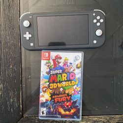 Nintendo Switch With Game for Sale in Tustin,  CA
