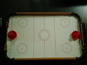 Toy air hockey table for Sale in Normandy Park, WA