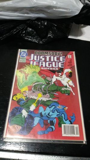 Justice League America for Sale in Los Angeles, CA