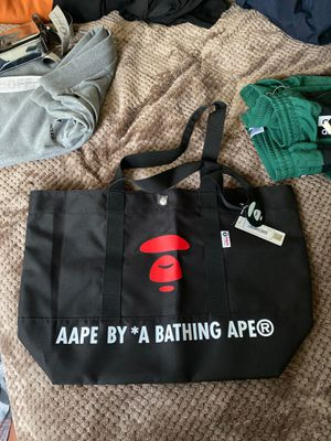 Bape tote bag brand new w/ tags for Sale in Springfield, VA