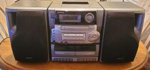 Aiwa Stereo CA-DW630U CD Stereo System for Sale in Orange, CA