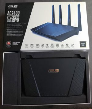 Asus Dualband AC2400 RT-AC87R Extreme Series Router for Sale in Lake Forest, CA
