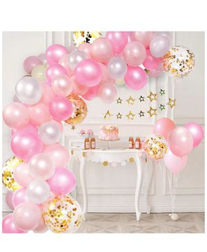 NEW KIT- 110pcs Balloon Garland Kit Balloons Arch Garland for Wedding Birthday Party Decorations for Sale in Piscataway, NJ