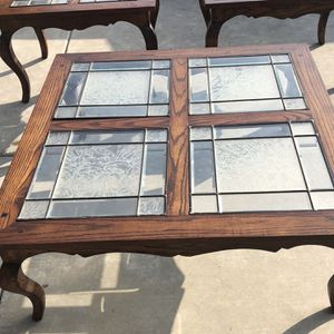 Coffee Table With End Tables for Sale in Visalia, CA