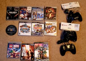 PlayStation 3 -PS3 Games and Controllers for Sale in Indianapolis, IN