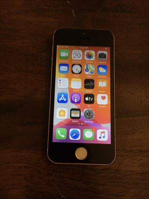 iPhone SE unlocked for Sale in Vancouver, WA