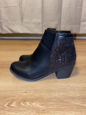JGShoes Leather Booties for Sale in Silver Spring, MD