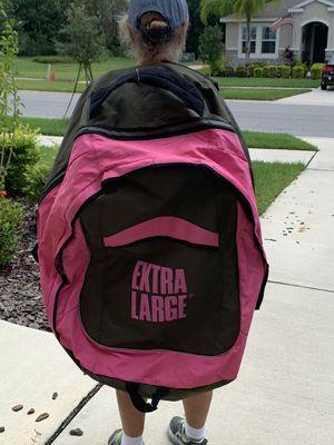 Super Extra Large Back Pack for Sale in Zephyrhills, FL
