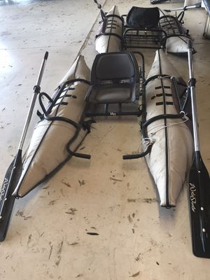 2 Fishing pontoon boats for Sale in Gilbert, AZ