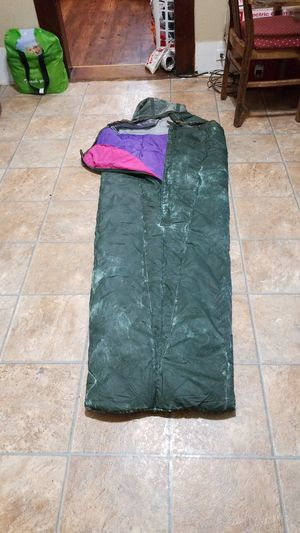 Campers choice sub-zero sleeping bag for Sale in Temple, TX
