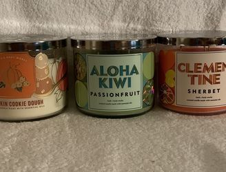 Scented Candles made with Essential Oils for Sale in Arlington,  TX