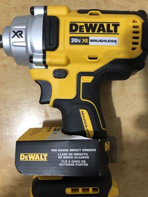 Dewalt 1/2 impac wrench for Sale in Dallas, TX