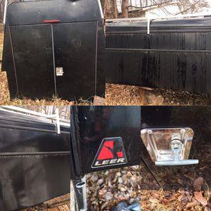 Leer camper for a truck. $1200 or best offer . Need gone asap. for Sale in Manassas, VA