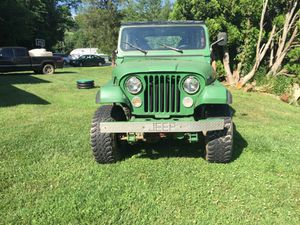 Very rare 1978 jeep cj7 AWD only 41k miles for Sale in Boone, NC