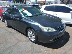 2007 lexus es350 extra clean Programs from 999 down payment WE OPEN SUNDAYS Aqui es muy facil visitenos for Sale in Glendale, AZ