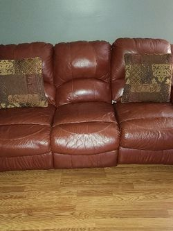 Reclining Sofa / Reclining Loveseat for Sale in Sicklerville,  NJ