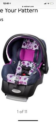 Gently used infant car seat for Sale in Spokane, WA