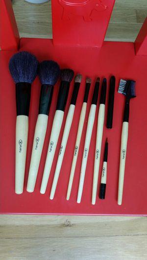 HanaK Makeup Brush Set, 9 Pcs for Sale in Bethesda, MD