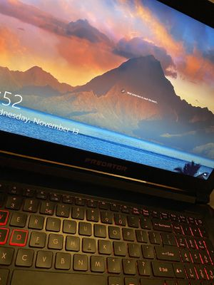 Gaming Laptop (Acer Helios 300) for Sale in Miami Gardens, FL