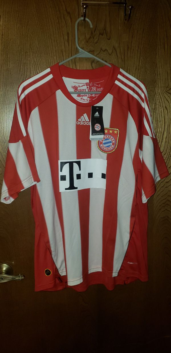 Adidas Bayern Munich Jersey 2010 2011 XL