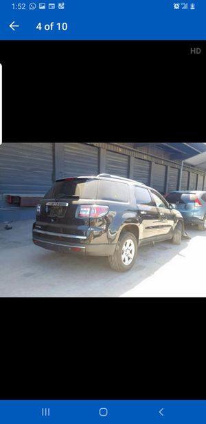 2015 GMC ARCADIA PARTING OUT 3.6 for Sale in Hesperia, CA