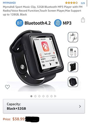 Mymahdi Sport Music MP3 for Sale in Salem, OR