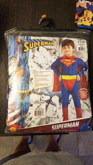 Superman costume for Sale in Davie, FL