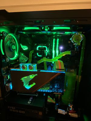 Gaming PC i7 8700 & GTX 1080 ti for Sale in Bellevue, WA
